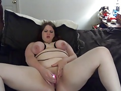 Chubby Binds her Breasts and..