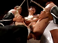 BDSM Samurai Training..