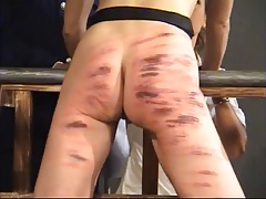 Caned Girls