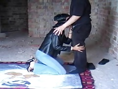 a slave get hitched tortured..