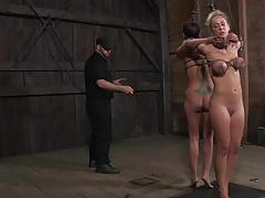 Two MILF slaves limits and..