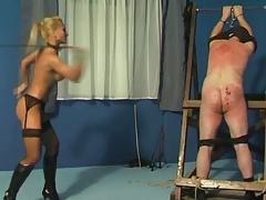 Caning and whipping by..