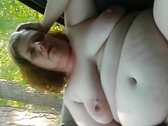 skint gut bbw fisted coupled..