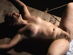 Mona Gets Breast Caning and..