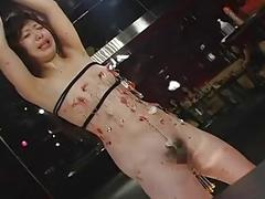 Very nasty bdsm session for..