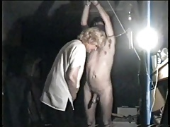 Male Slave Exposed