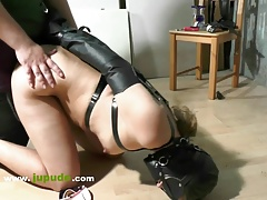 Punished Girl Doggystyle..