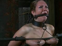 Slaves are made to submit to..