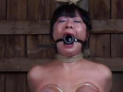 Hot down in the mouth doll..