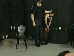 Inclement slave got pulled..