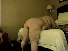Part. 1 Hotel BBW Doggystyle..