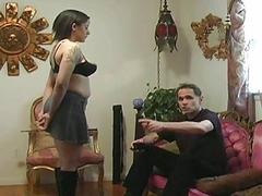 Girl agrees hither be tied up