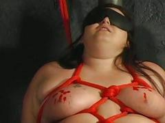 Nipple torture for that..