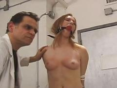 Torture for hot bondservant