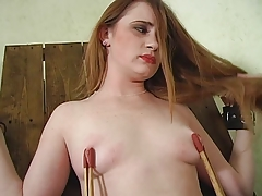 Flaxen-haired mistress..