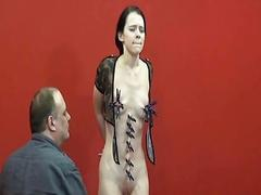 Teen painslut punished and..