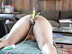 Plumper candle play