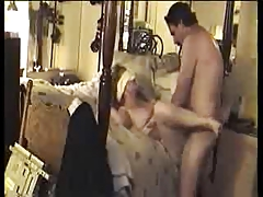 Blindfolded Fuck and Anal