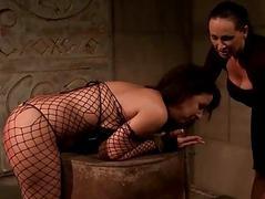 Mistress punishing hot sex..