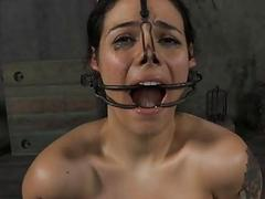 Incarcerated babe forced to..