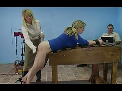 Amy vs. along to Spanking..