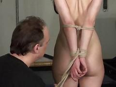 Rope vassalage and sexy..
