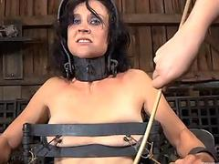 Punishment for babes nipples