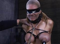 Facial and pussy anguish for..