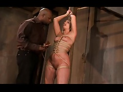 CURVY MILF GETS SLAPPED AND..