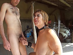 Naked mature Underling Whore