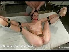 Bound bobbi starr whipped..