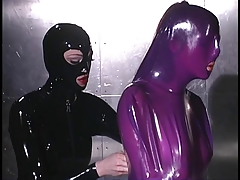 Purple latex duteous whipped..
